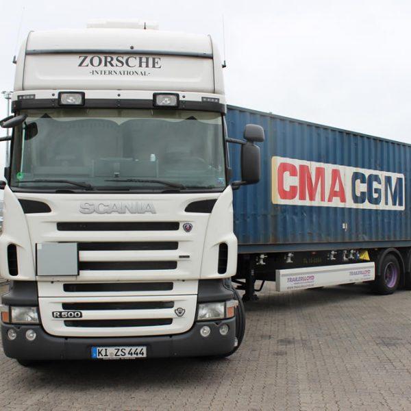 Containertransporte Zorsche-International GmbH