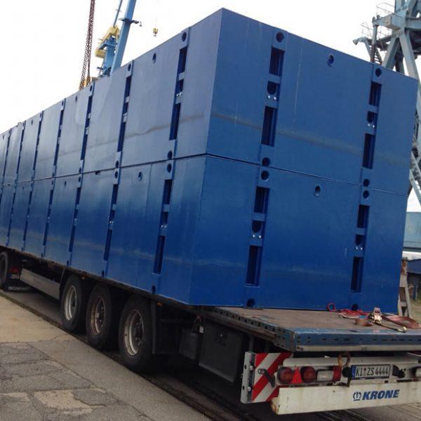 Übermasstransporte Zorsche-International GmbH