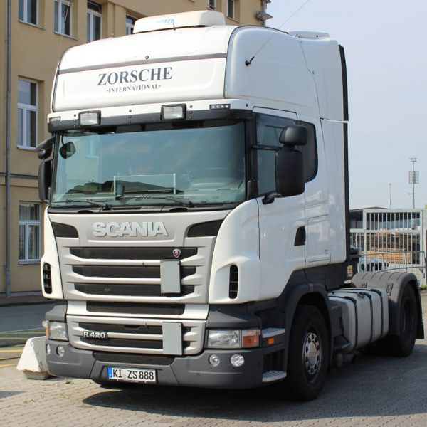 LKW Scania | Zorsche International GmbH