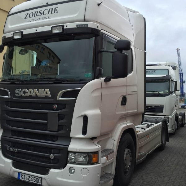 Zorsche-International GmbH Scania LKW`s